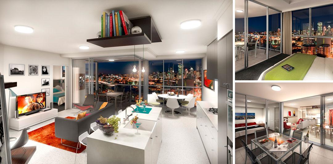 Canvas Apartments South Brisbane